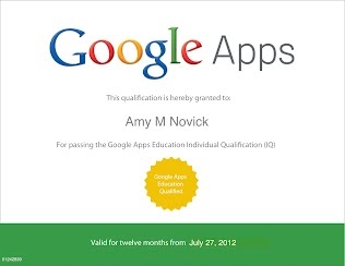 Google Apps Qualified Individual